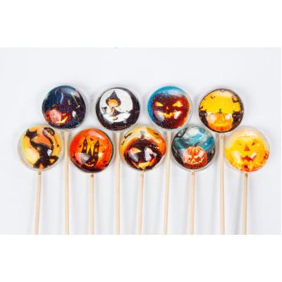 """Сладости на Хэллоуин  """"3D конфеты Halloween"""", 10 шт"""