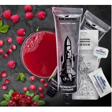 Морс из лесных ягод - Космическое питание в тюбике 165г